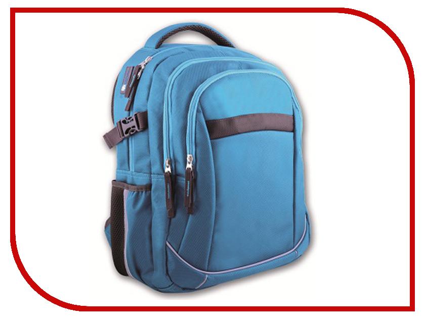 Рюкзак Феникс+ Turquoise-Dark Chocolate 41028