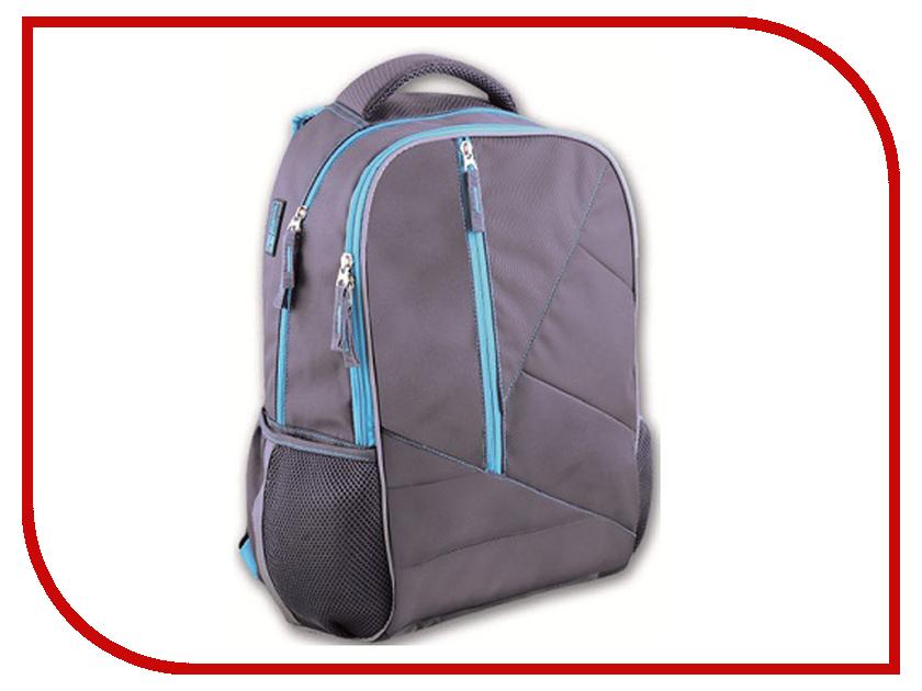 Рюкзак Феникс+ Grey-Turquoise 40768