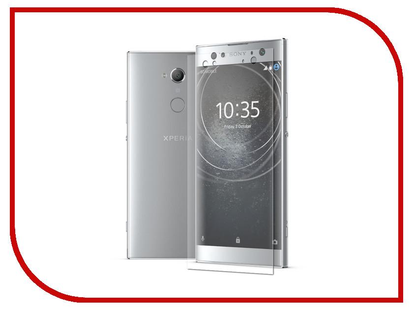 Аксессуар Защитное стекло для Sony Xperia XA2 Ultra Zibelino TG 0.33mm 2.5D ZTG-SON-XA2-ULT бур makita sds plus d 00206 8х100х160мм d 00131