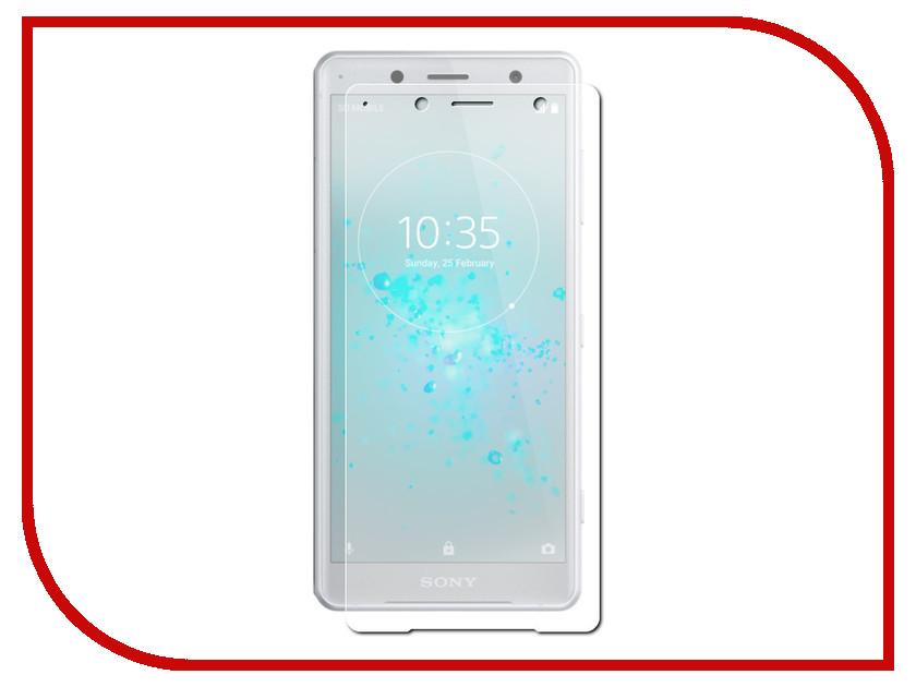 Аксессуар Защитное стекло для Sony Xperia XZ2 Compact Zibelino TG 0.33mm 2.5D ZTG-SON-XZ2-COMP аксессуар чехол для sony xperia xz2 zibelino ultra thin case white zutc son xz2 wht