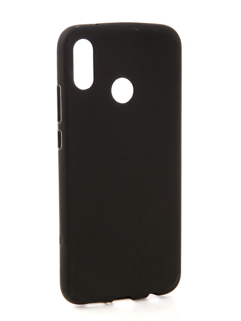 Аксессуар Чехол Zibelino для Huawei P20 Lite Soft Matte Black ZSM-HUA-P20-LIT-BLK аксессуар чехол для huawei honor 7c pro zibelino soft matte black zsm hua 7cpr blk