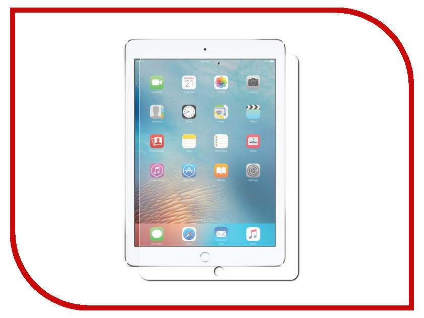 Аксессуар Защитное стекло LuxCase APPLE iPad Pro 10.5 0.33mm 82246