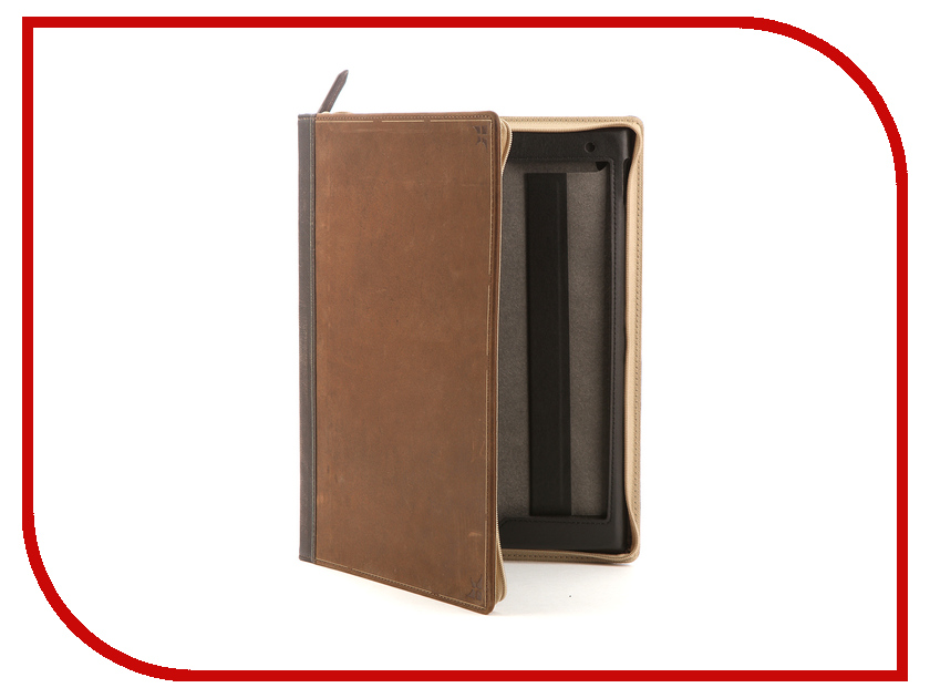 Аксессуар Чехол Twelve South BookBook APPLE iPad Pro 10.5 Brown 6424 аксессуар держатель twelve south hirise v2 для apple iphone ipad silver 12 1624
