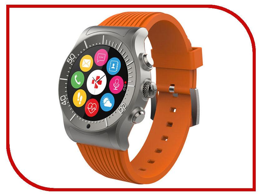 Умные часы MyKronoz ZeSport Orange