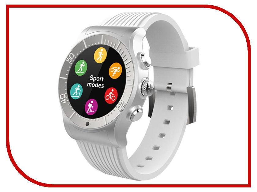 Умные часы MyKronoz ZeSport Silver-White