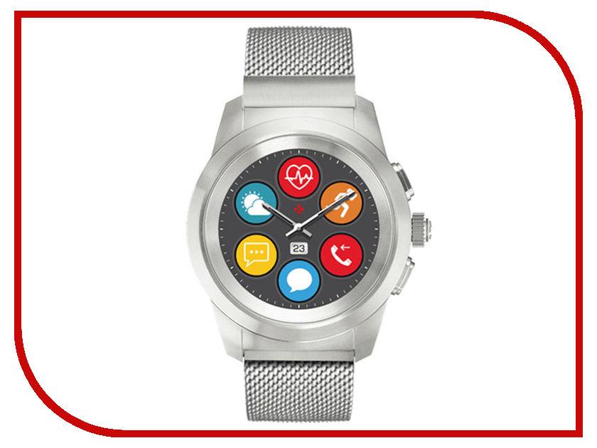 Умные часы MyKronoz ZeTime Elite Petite Silver mykronoz умные наручные часы mykronoz zesplash white белые