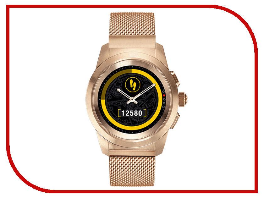 Умные часы MyKronoz ZeTime Elite Petite Rose-Gold mykronoz умные наручные часы mykronoz zesplash white белые