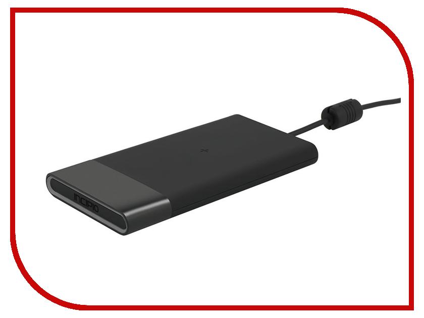 Зарядное устройство Incipio Ghost Qi 3-Coil Black