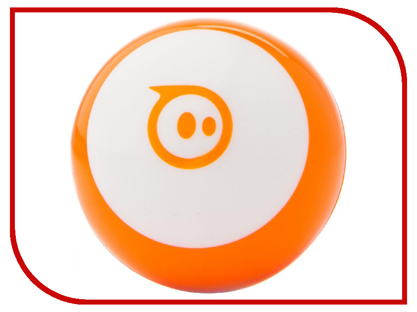 Игрушка Sphero Mini Orange M001ORW-1