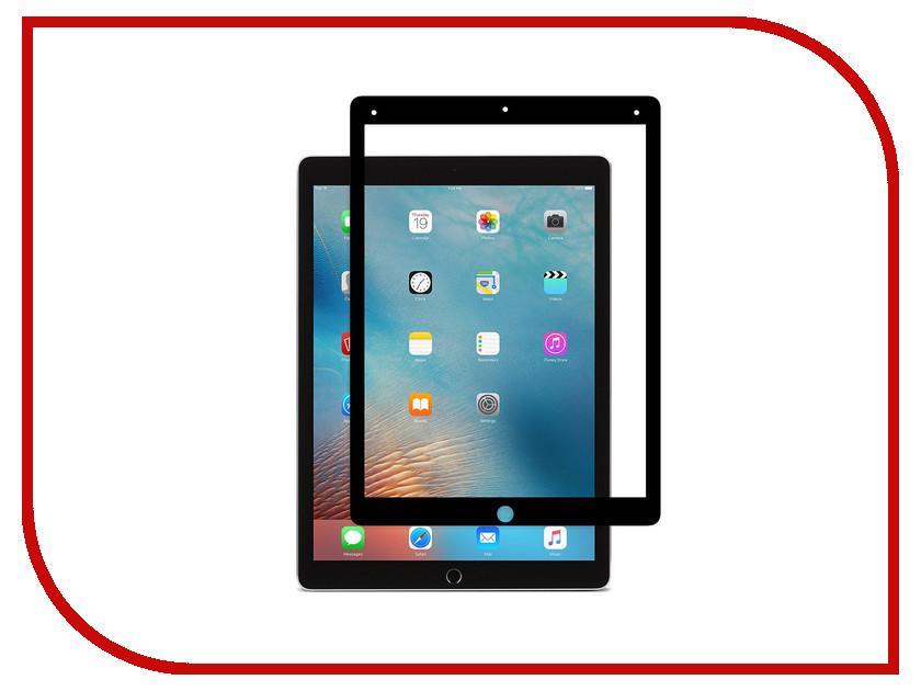 Аксессуар Защитная плёнка Moshi iVisor AG для APPLE iPad Pro 12.9 Black защитная пленка для ноутбука moshi ivisor air 11 13