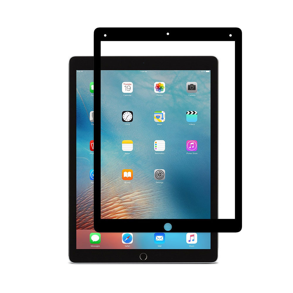 Аксессуар Защитная плёнка Moshi для APPLE iPad Pro 12.9 iVisor AG Black