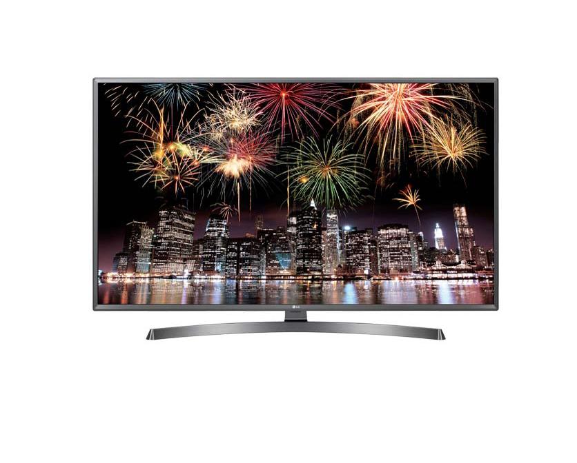 цена на Телевизор LG 43UK6750