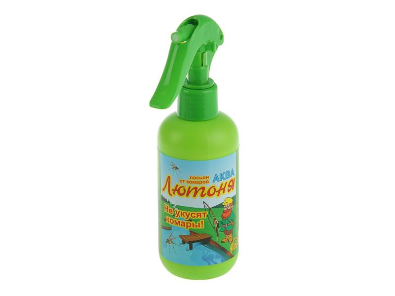 Средство защиты от комаров Ваше Хозяйство Лютоня 2320309