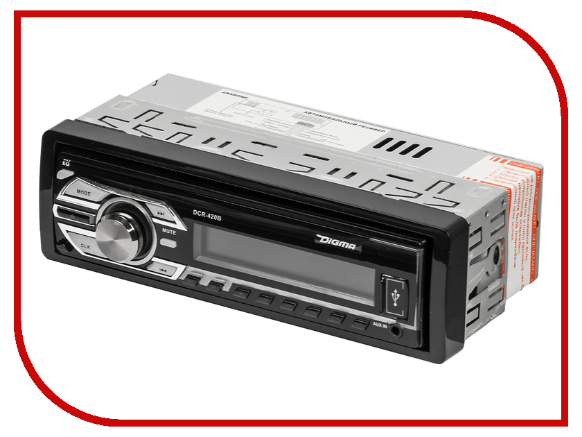 Автомагнитола Digma DCR-420G видеорегистратор sho me combo 3 a7