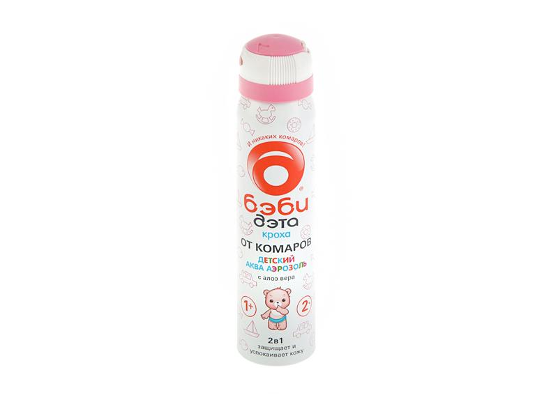 Средство защиты от комаров ДЭТА Бэби Аква 2333910