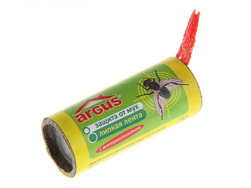 Средство защиты от мух ARGUS 724279 - Липкая лента липкая лента bondage tape