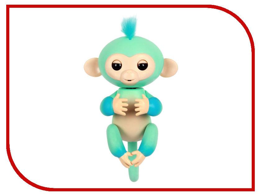 Игрушка WowWee Fingerlings Обезьянка Эдди Blue 12 см 3724 игрушка wowwee chip light blue 2804