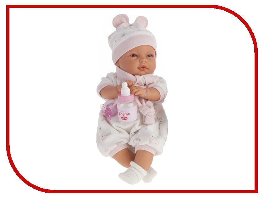 Кукла Antonio Juan София Pink 1442P кукла antonio juan кукла вита pink 7030p