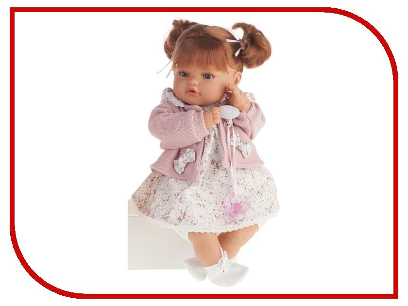 Кукла Antonio Juan Каталина Pink 1668P jorge juan туфли
