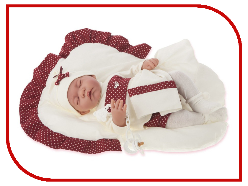 Кукла Antonio Juan Рамона Pomegranate 3363R 2pcs pomegranate