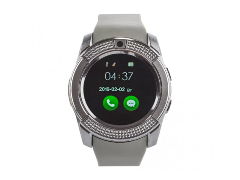 Умные часы ZDKV8Silver цена