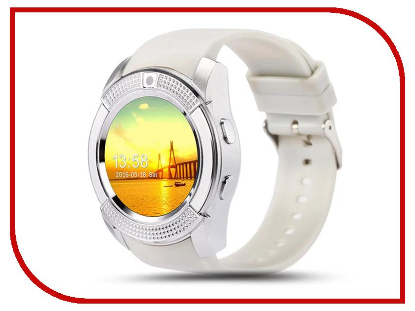 Умные часы ZDKV8White умные часы zdk v8 silver pink