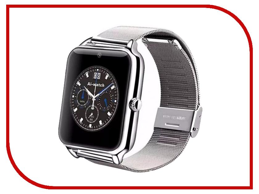 Умные часы ZDK Z60 Silver умные часы zdk v8 silver pink