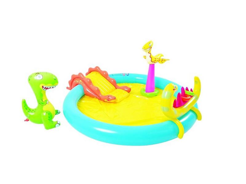 цена на Игровой центр Jilong Динозаврик JL097225NPF / 898186