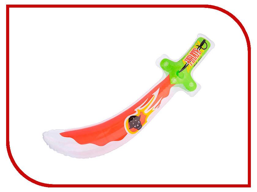 Надувная игрушка Onlitop Меч пирата 1217130 коньки onlitop 39 42 black 869343 защита