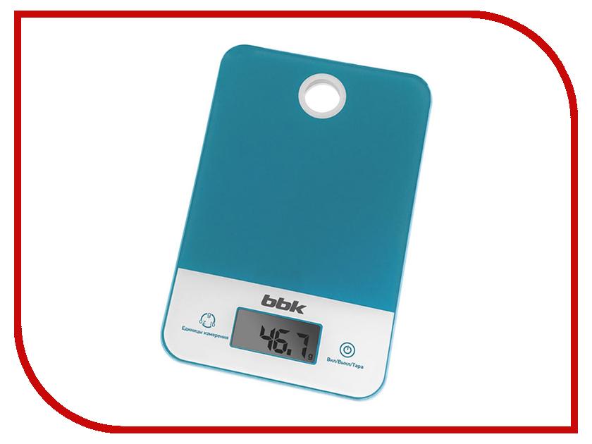 Весы BBK KS109G Turquoise bbk ep 1200s green