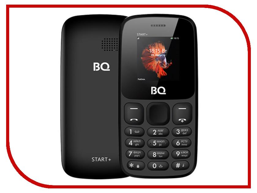 Сотовый телефон BQ BQ-1414 Start+ Black сотовый телефон bq 1807 step black