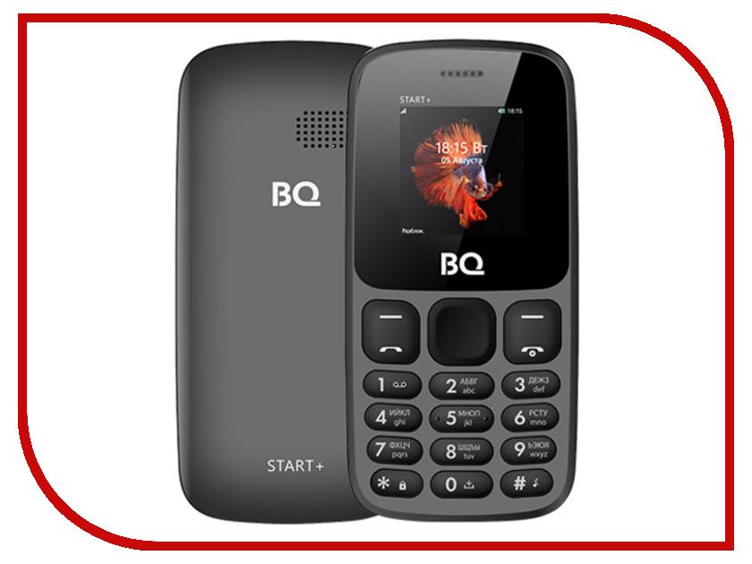 Сотовый телефон BQ BQ-1414 Start+ Grey сотовый