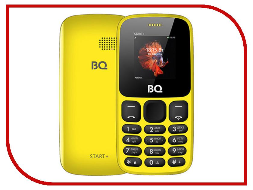 Сотовый телефон BQ BQ-1414 Start+ Yellow