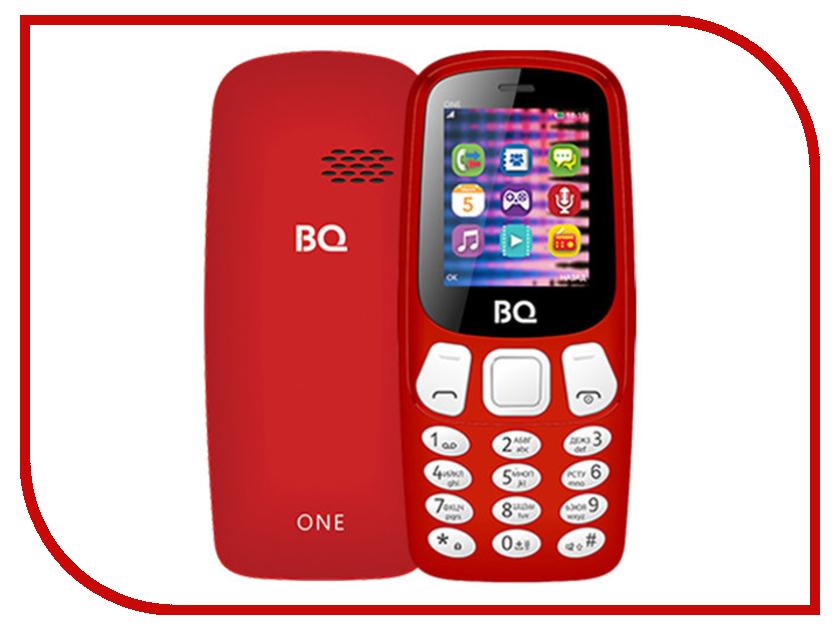 Сотовый телефон BQ BQ-1844 One Red сотовый