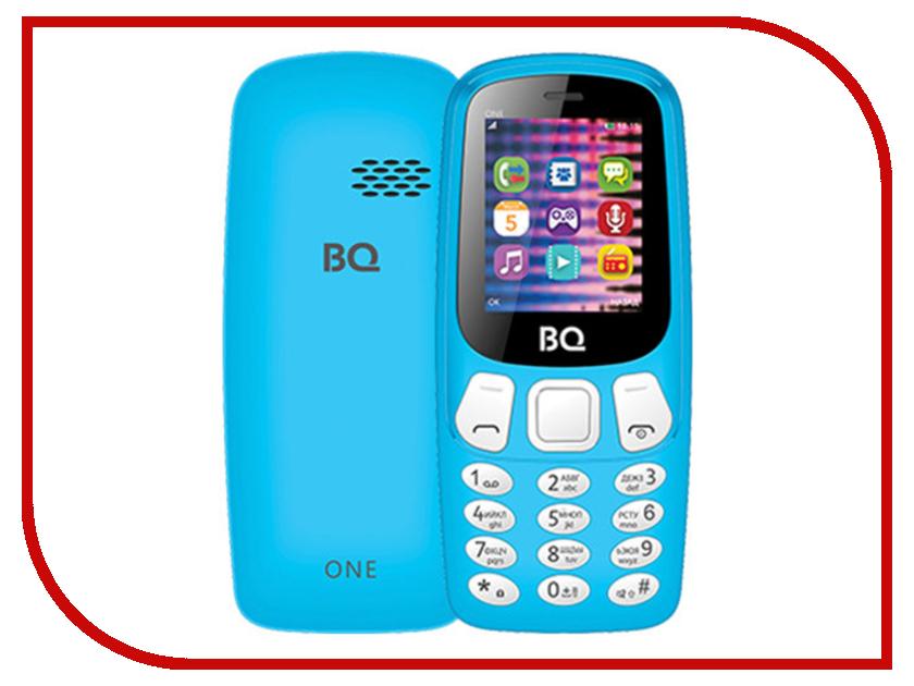 Сотовый телефон BQ BQ-1844 One Blue телефон bq 1810 pixel