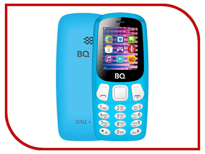 Сотовый телефон BQ BQ-1845 One+ Blue телефон bq 1810 pixel
