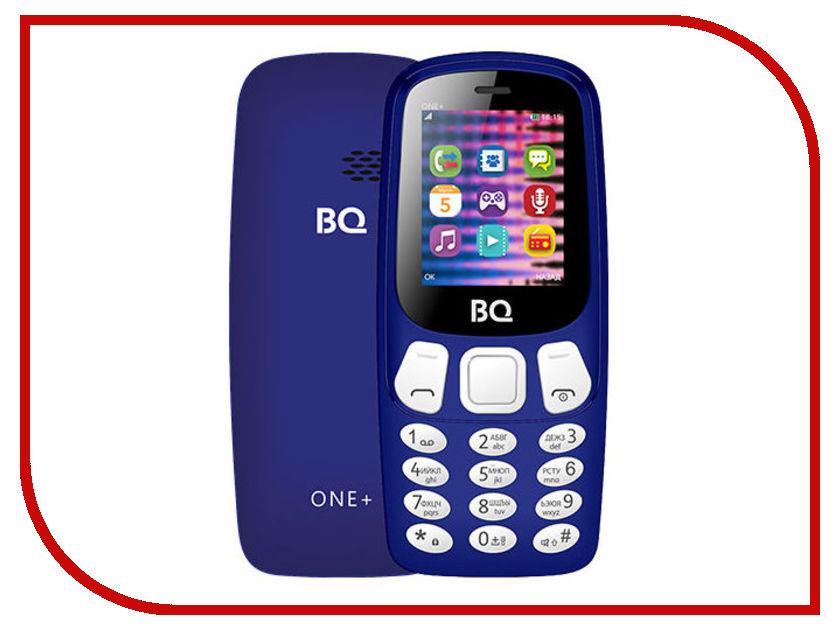 Сотовый телефон BQ BQ-1845 One+ Dark-Blue
