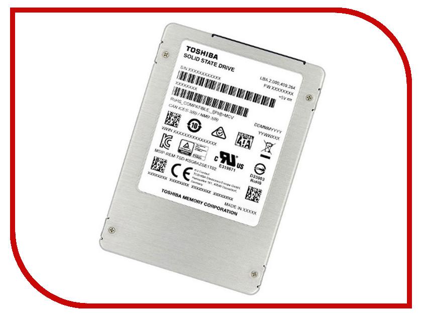 Жесткий диск Toshiba KSG60ZSE1T02 дозатор sg sg13 cr