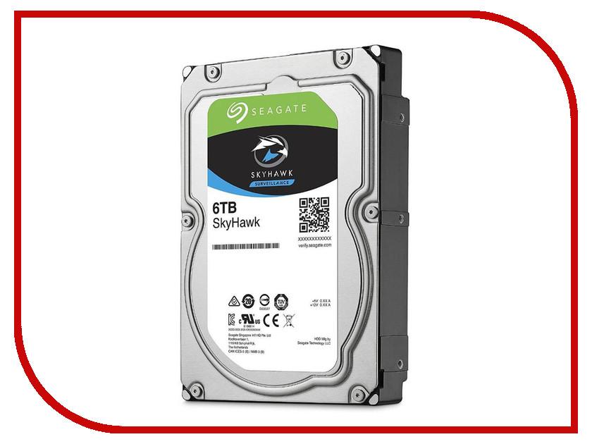 Жесткий диск 6Tb - Seagate Surveillance ST6000VX001 seagate st2000nm0045
