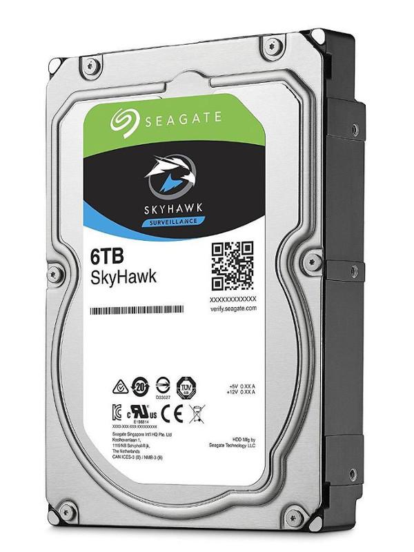 Жесткий диск Seagate Surveillance 6Tb ST6000VX001