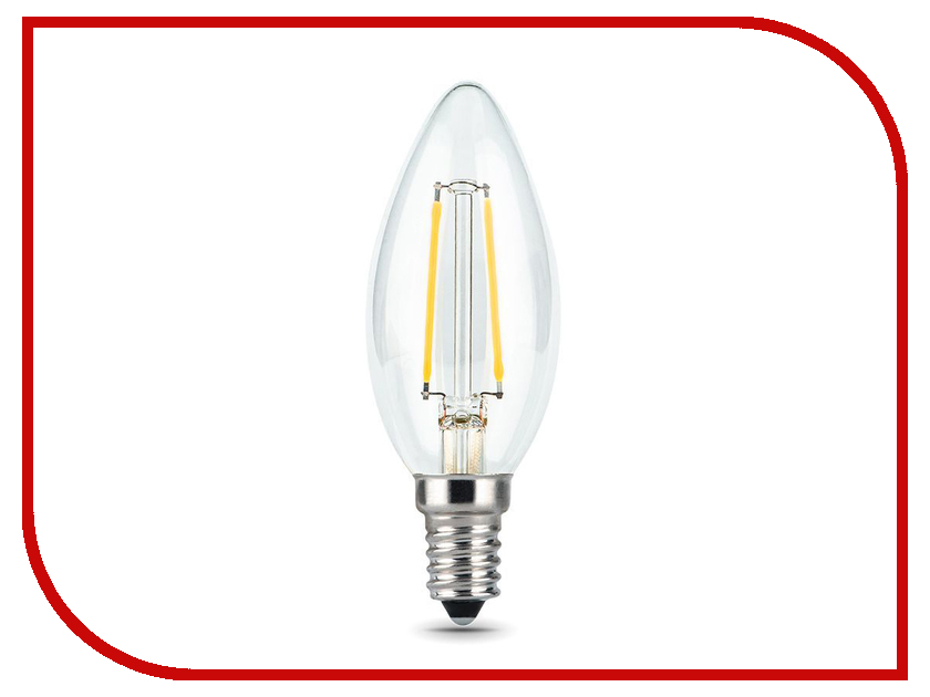Лампочка Gauss LED Filament E14 5W 4100К 1/20 103801205T 3шт 5w 940nm infrared ir led emitter silver