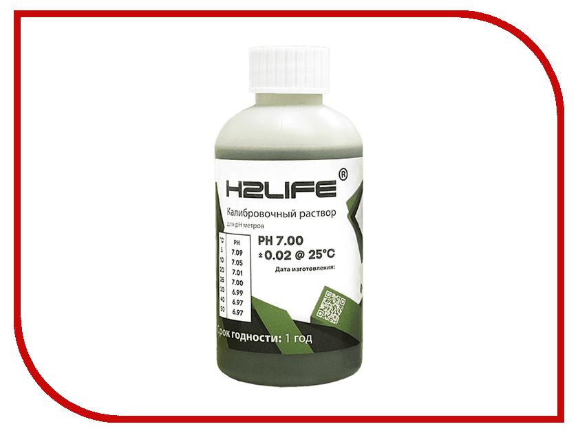 Калибровочный раствор H2Life PH-7 250ml для электродов