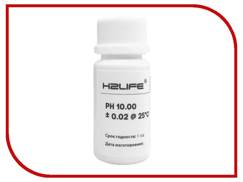 Калибровочный раствор H2Life PH-10 30ml для электродов