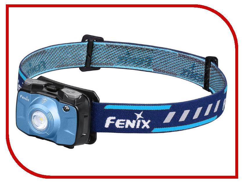 Фонарь Fenix HL30 2018 Blue fenix hl23 gold
