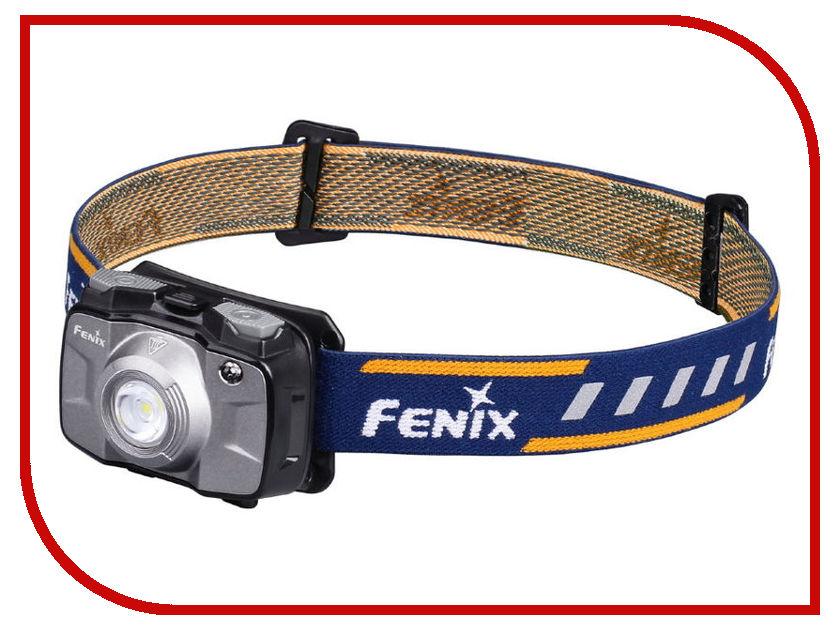 Фонарь Fenix HL30 2018 Grey fenix hl23 gold