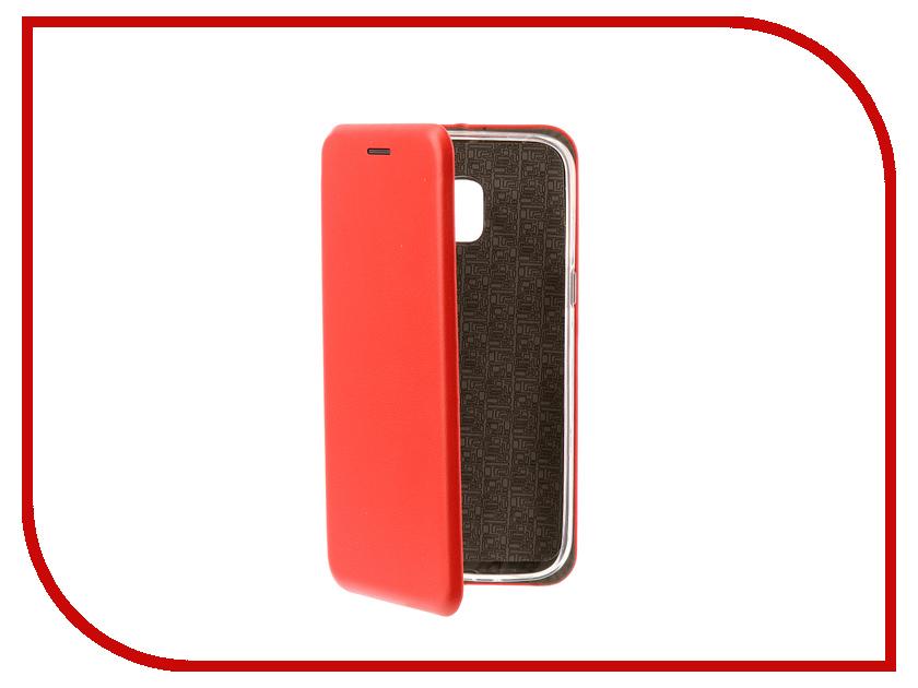 Купить Аксессуар Чехол Neypo для Samsung Galaxy J2 2018 Premium Red NSB4004