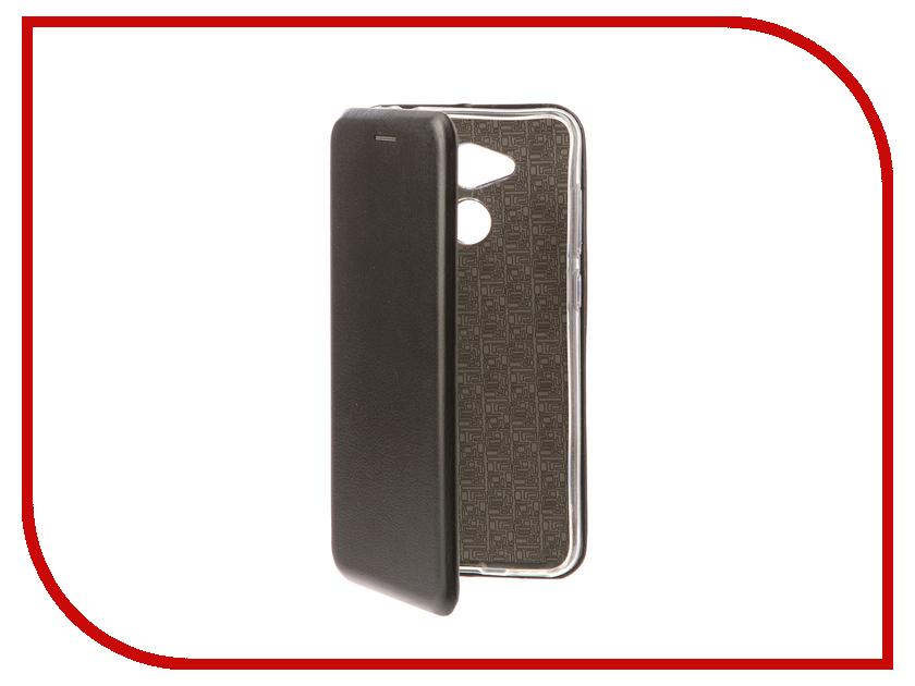 Аксессуар Чехол для Huawei Honor 6C Pro Neypo Premium Black NSB4088 highscreen boost 3 pro black