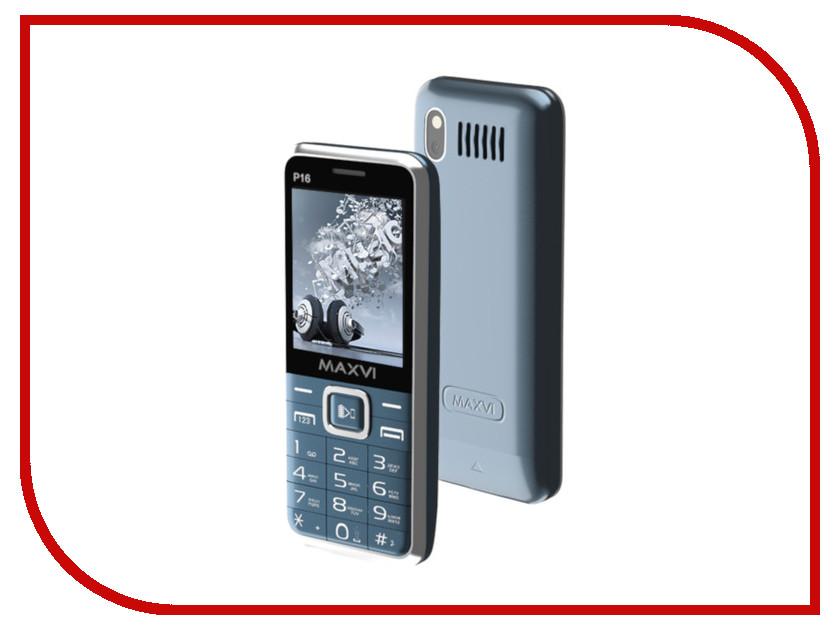 Сотовый телефон Maxvi P16 Marengo сотовый