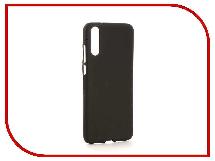 Аксессуар Чехол для Huawei P20 Neypo Soft Matte Silicone Black NST4206