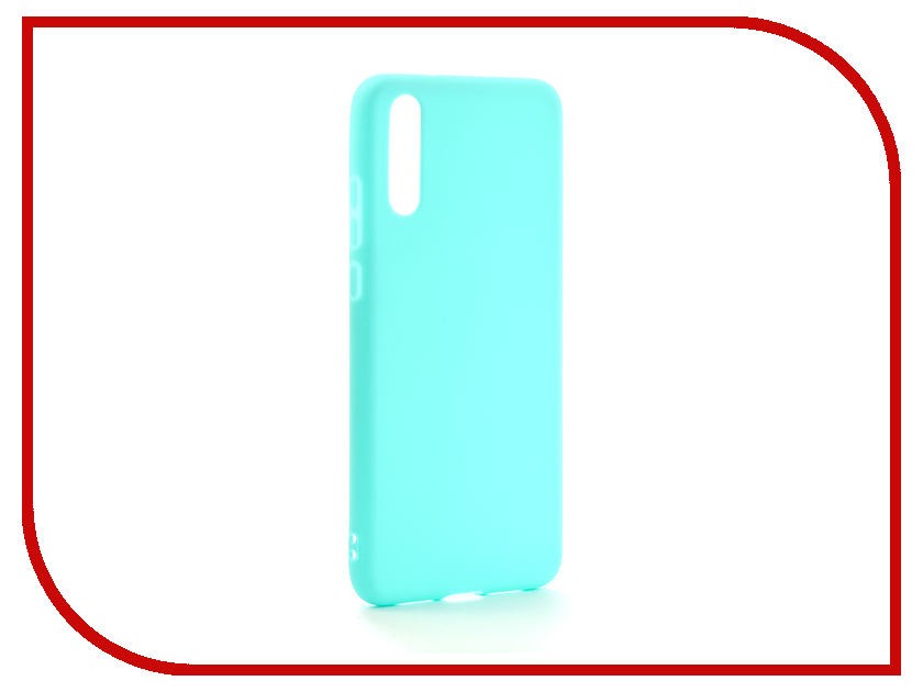 Аксессуар Чехол для Huawei P20 Neypo Soft Matte Silicone Turquoise NST4295 аксессуар чехол для huawei p20 neypo soft touch red st4374